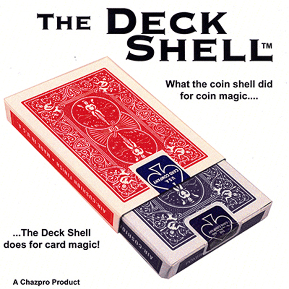 ザ・デック・シェル (The Deck Shell)〔レッド〕