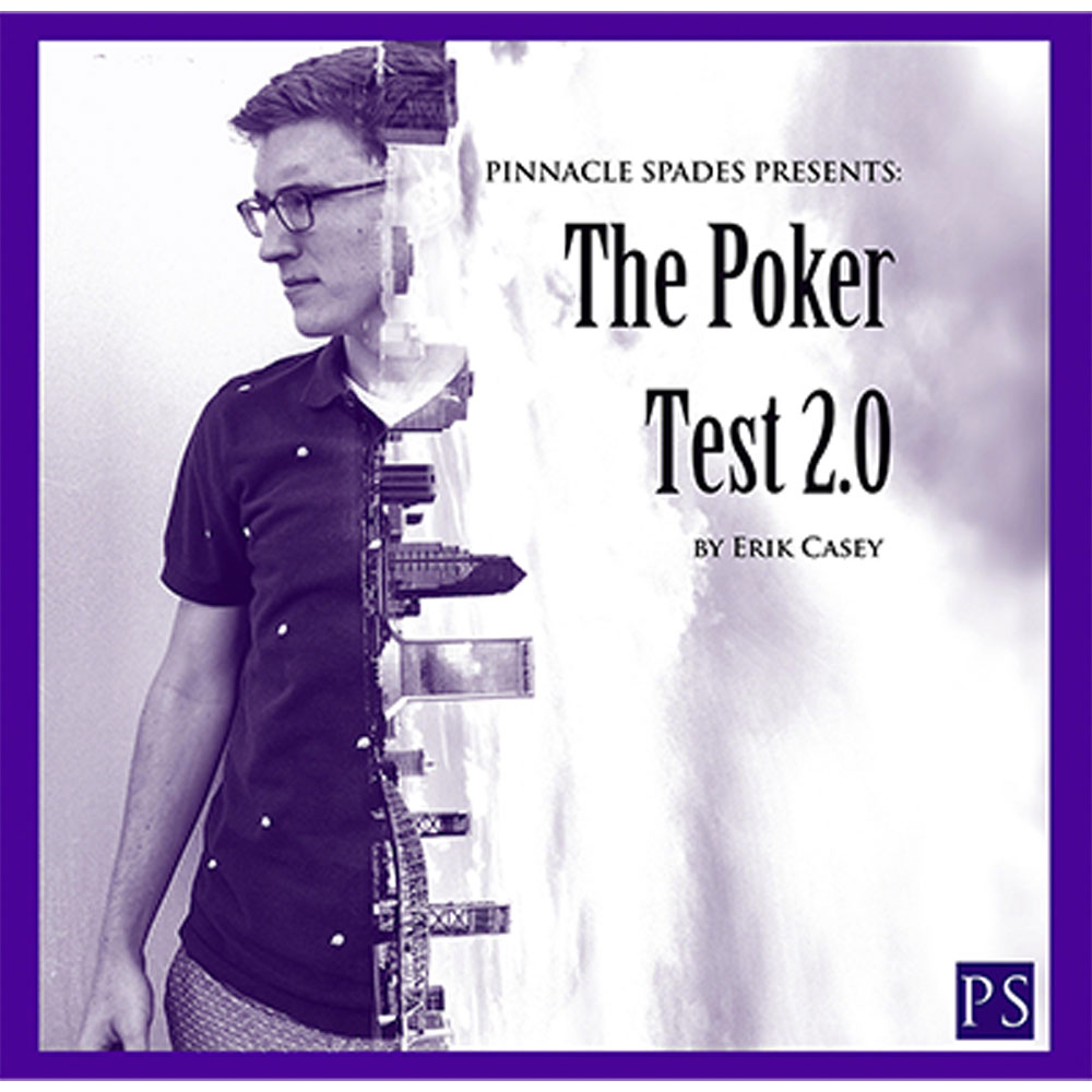 ザ・ポーカー・テスト 2.0 (The Poker Test 2.0)