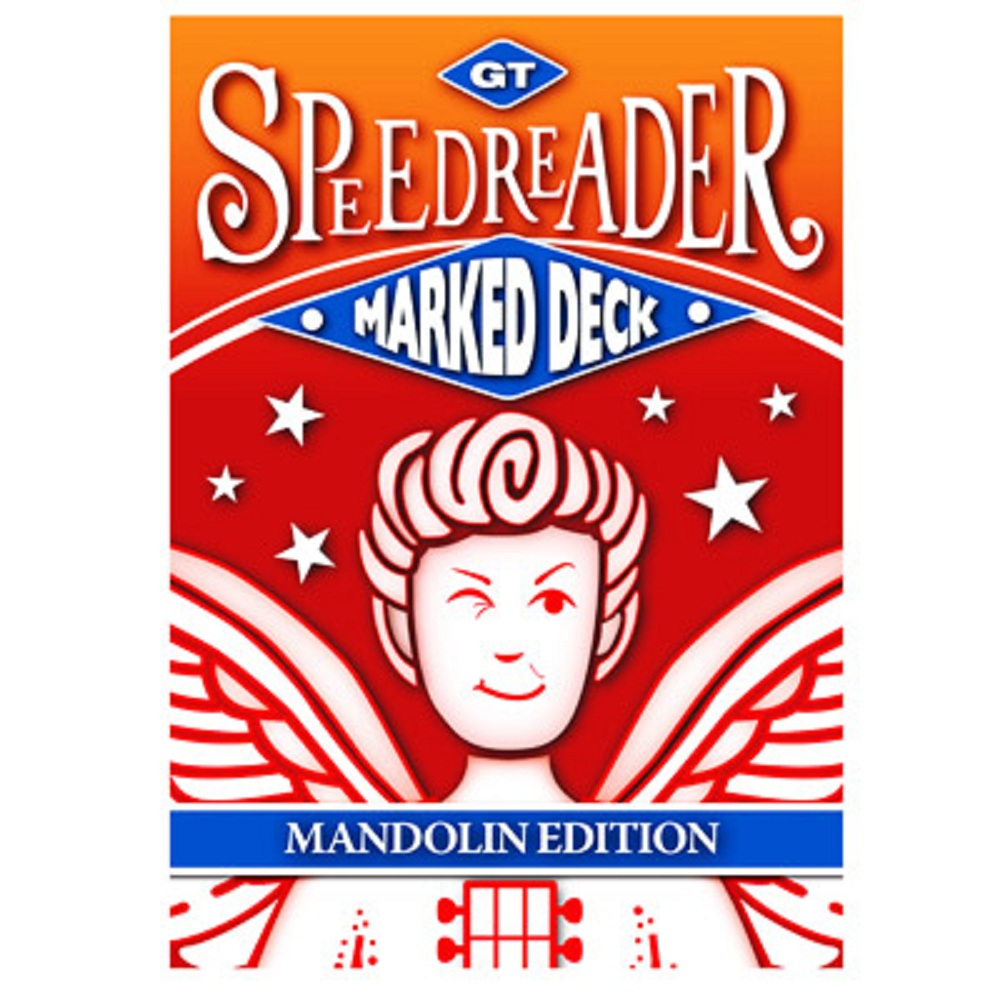 GT スピードリーダー・マークト・デック (GT Speedreader Marked Deck)