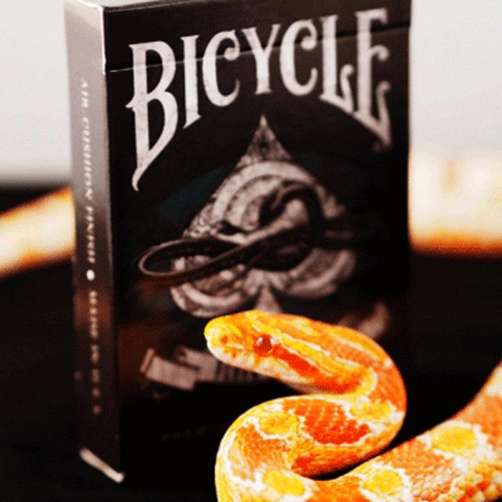 バイシクル・ベノム・ストライク・デック (Bicycle Venom Strike Deck)