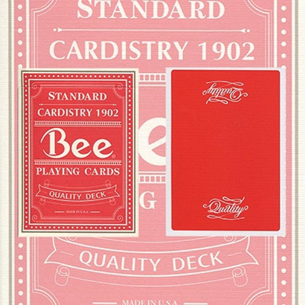 ビー・クオリティー・デック (Bee Quality Deck)〔レッド〕