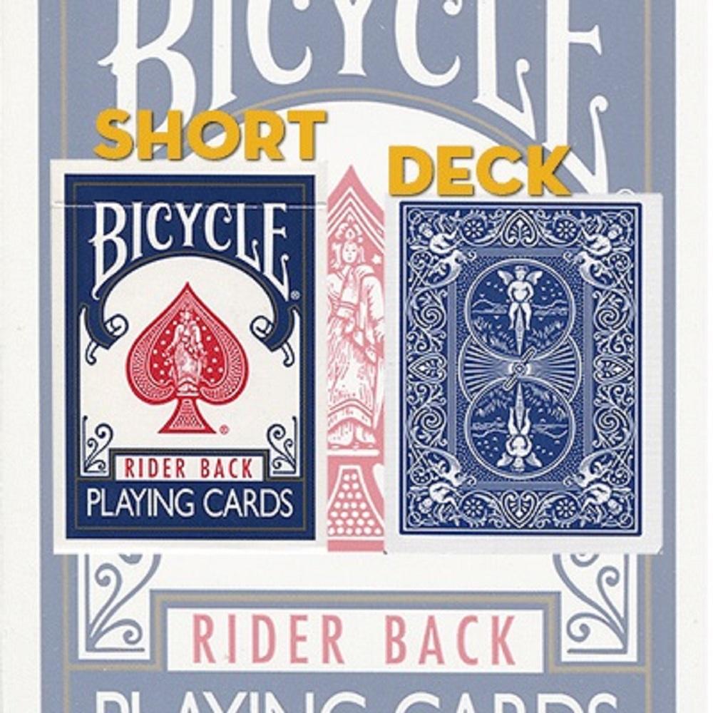 ショート・バイシクル・デック (Short Bicycle Deck)〔ブルー〕