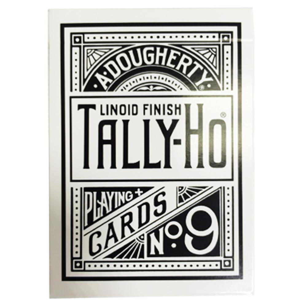 タリホー・リバース・サークル・バック (Tally-Ho Reverse Circle Back)〔ホワイト, リミテッド・エディション〕