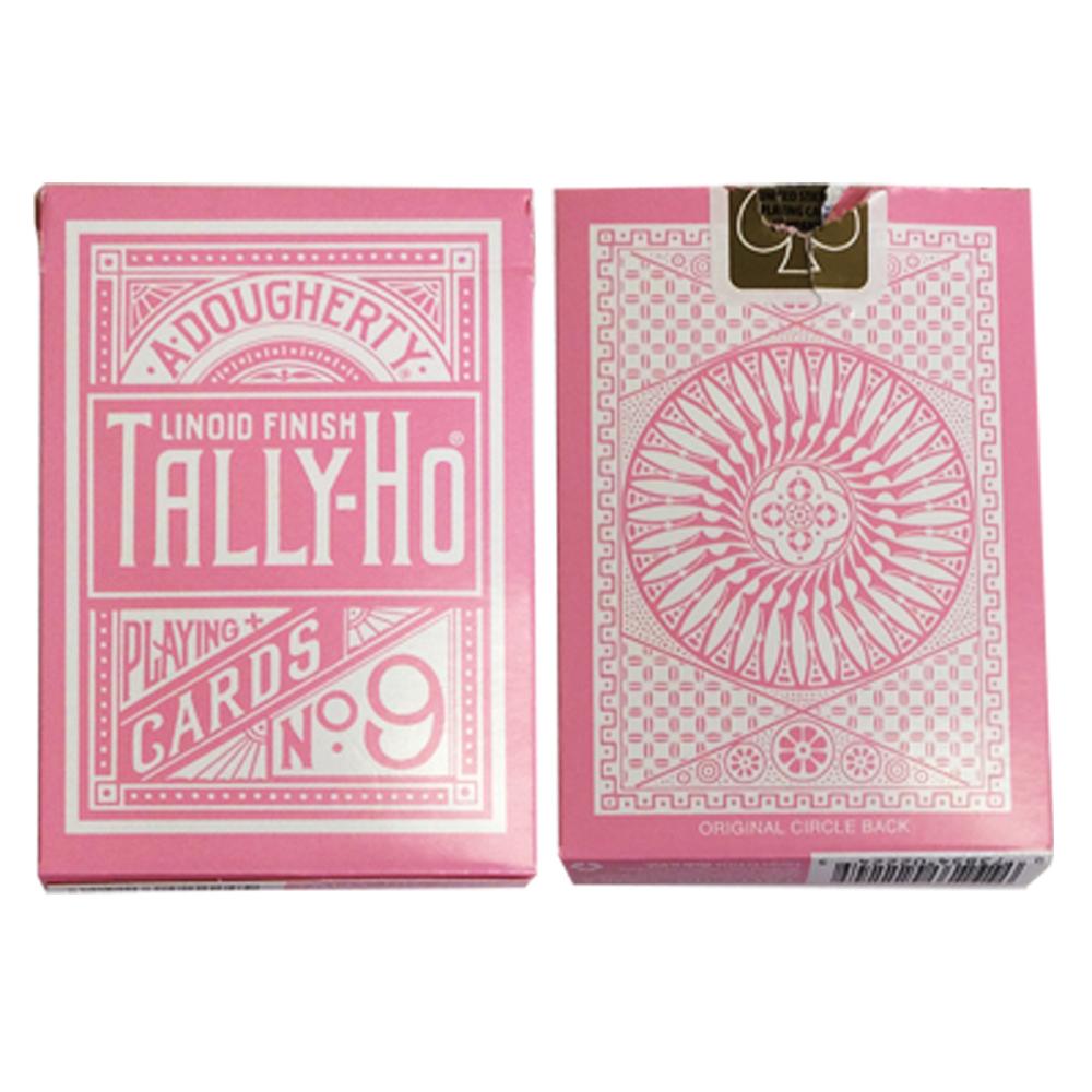 タリホー・リバース・サークル・バック (Tally-Ho Reverse Circle Back)〔ピンク, リミテッド・エディション〕