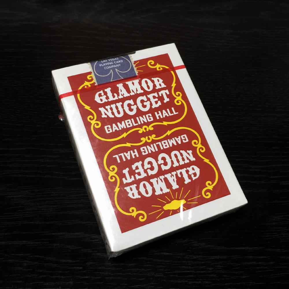 グラマー・ナゲット (Glamor Nugget)〔ダーク・レッド〕