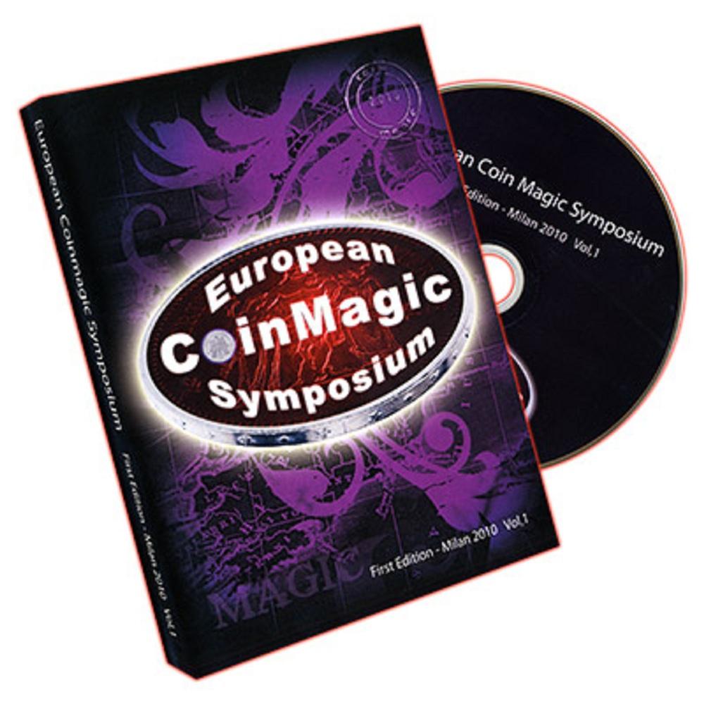 ヨーロピアン・コイン・マジック・シンポジウム Vol.1 (European Coin Magic Symposium Vol.1)