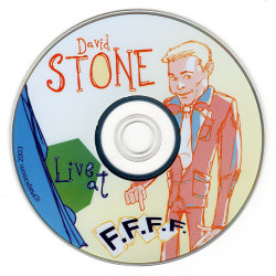 デイビッド・ストーン・ライブ・アット・フォーエフ (David Stone Live at F.F.F.F.)〔ソフト・ケース〕