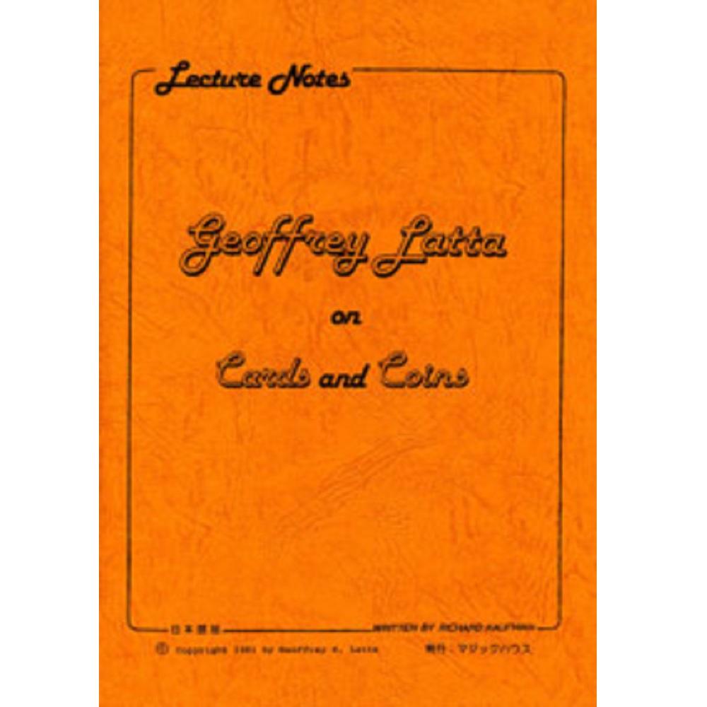 ジェフリー・ラタ・オン・カーズ・アンド・コインズ (Geoffrey Latta on Cards and Coins)