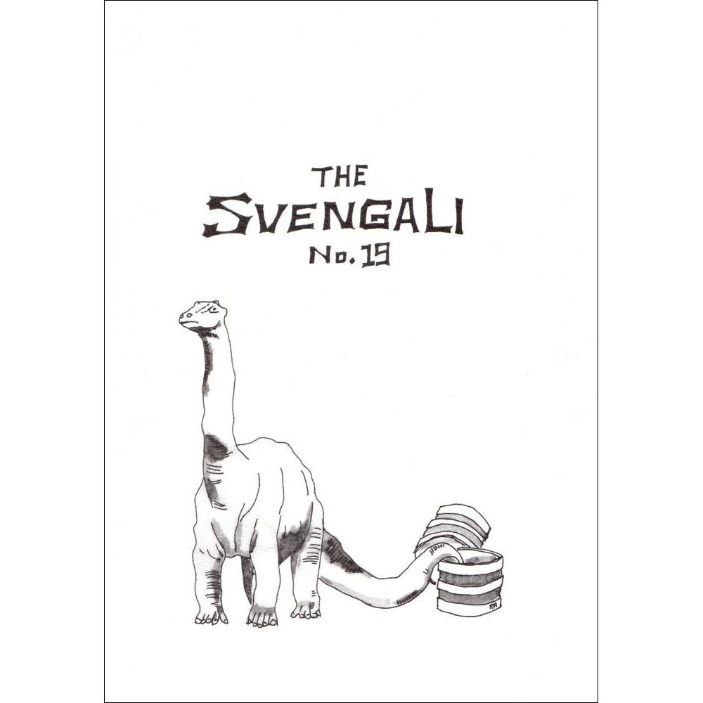 ザ・スベンガリ No.19 (The Svengali No.19
