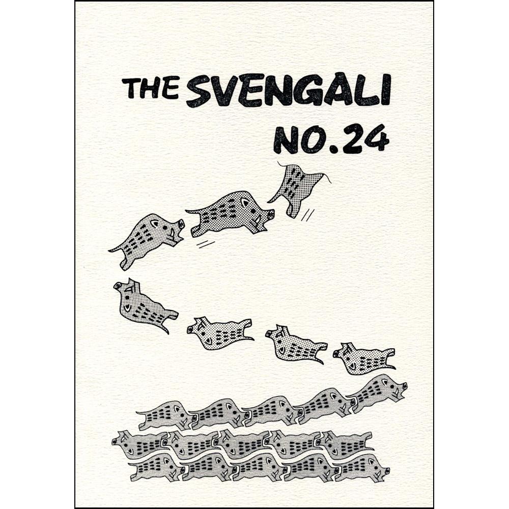 ザ・スベンガリ No.24 (The Svengali No.24)
