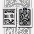 タリホー・リバース・ファン・バック (Tally-Ho Reverse Fan Back)〔ホワイト・ローズ, リミテッド・エディション〕