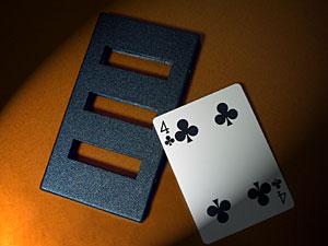 ユーティリティカードフレーム