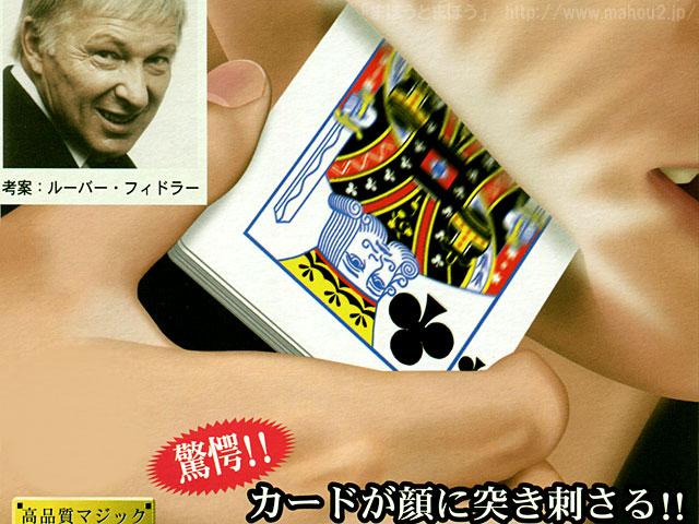 ゴーストカード(テンヨー)
