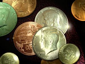 レギュラーコイン