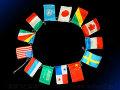 ミニミニ万国旗