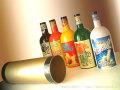 五色変化のボトル