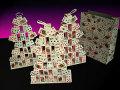魔法の袋とカードのお城