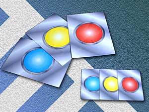 信号カード