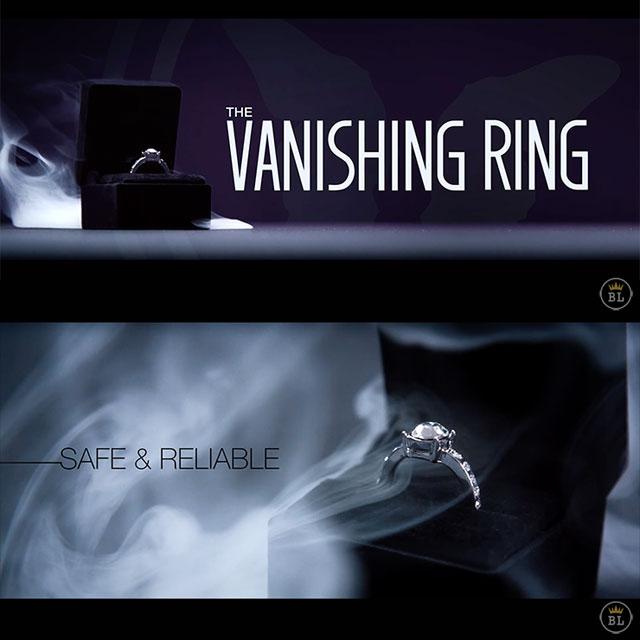 バニシングリング -Vanishing Ring by SansMinds Creative Lab-