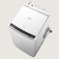 日立 BW-DV80C-W/ホワイト 8.0kg 洗濯乾燥機 ビートウォッシュ【設置込(取り付け含まず)】【代金引換ご利用不可商品】