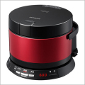 日立 RZ-WS2M-R/メタリックレッド IHジャー炊飯器(2合炊き) おひつ御膳