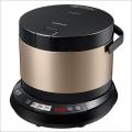 日立 RZ-WS4M-N/ブラウンゴールド IHジャー炊飯器(4合炊き) おひつ御膳