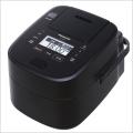 パナソニック SR-VSX108-K/ブラック スチーム&可変圧力IHジャー炊飯器(5.5合炊き) Wおどり炊き
