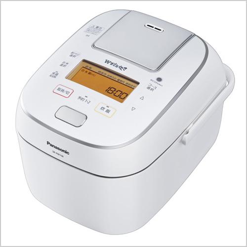 パナソニック SR-PW108 可変圧力IHジャー炊飯器(5.5合炊き) Wおどり炊き
