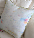 50%OFF SALE  11790ye → 5895yen  Bluebellgray Dalvik Cushion 45cm x 45cm