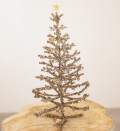 walther&co christmas tree gold クリスマスツリーゴールド w23xh48cm