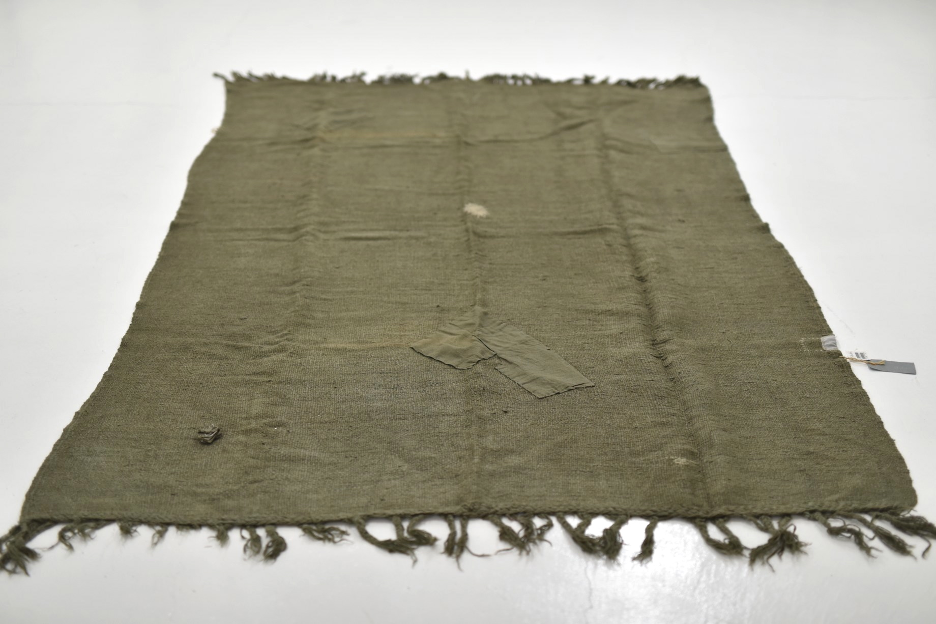 Private 02 04 Vintage Hemp Rug(A)