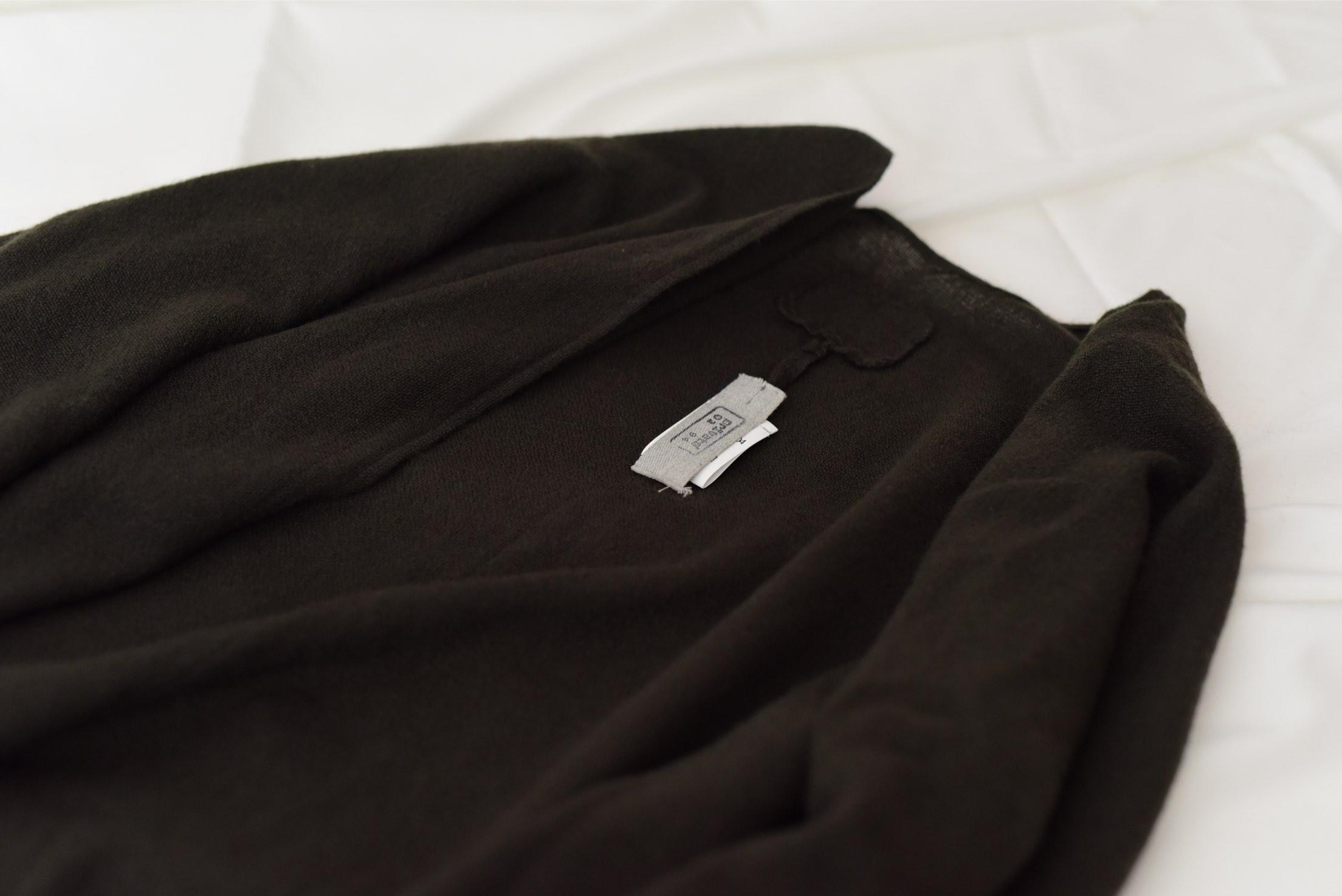 Private 02 04 Slow Cashmere  poncho(olivio)