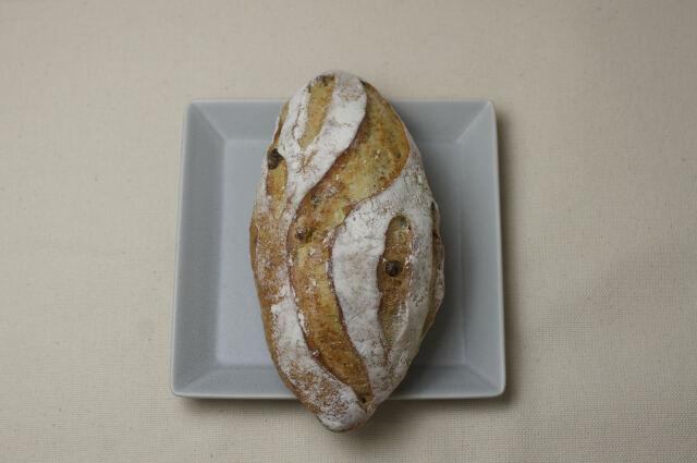 ピスタチオのパン