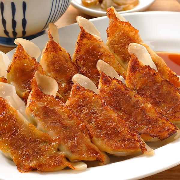 味の素) デリカ 焼ギョーザ 餃子 (焼調理済) 約23g*10入り 230g