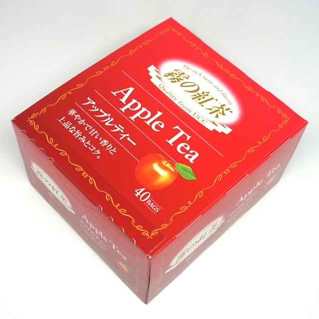 UCC)霧の紅茶 アップルティー ティーバッグ 40パック
