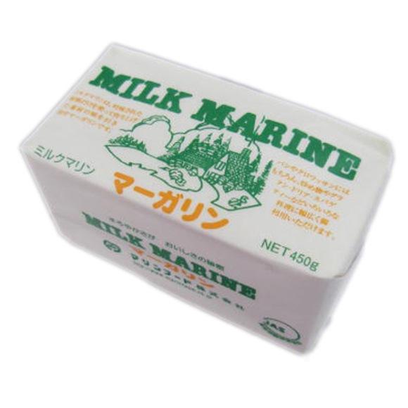 マリン) ミルクマリン マーガリン 450g