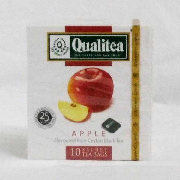 スリランカ産!Qualitea アップルティ ティーパック 10P 20g