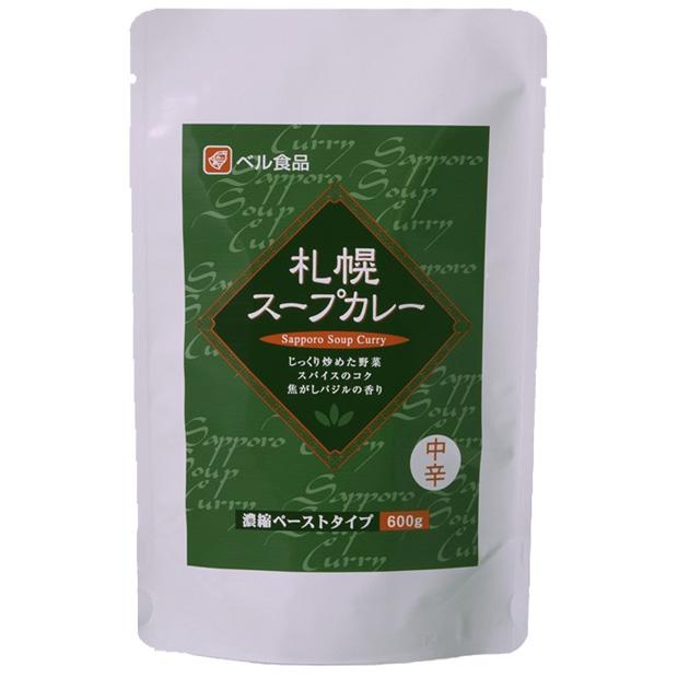ベル食品) 札幌スープカレー 600g