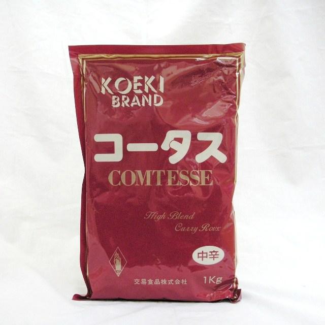 交易)コータス カレールウ 1kg