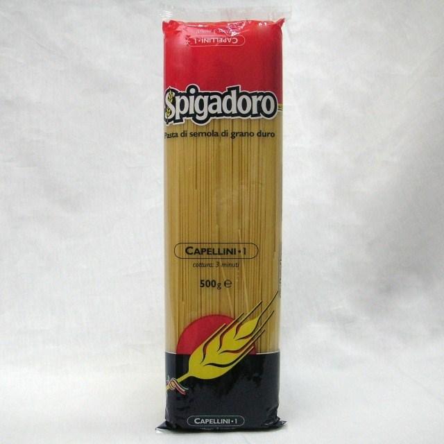 モンテ) スピガドーロ No.1 カッペリーニ 500g