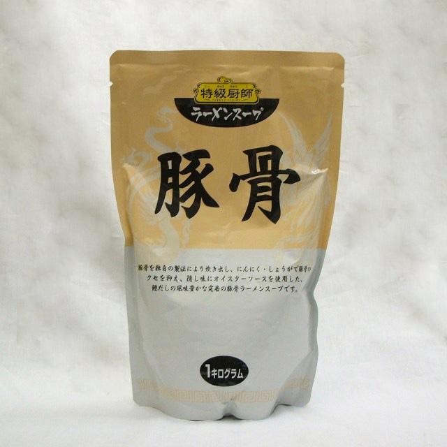 丸善)ラーメンスープ 豚骨 1kg