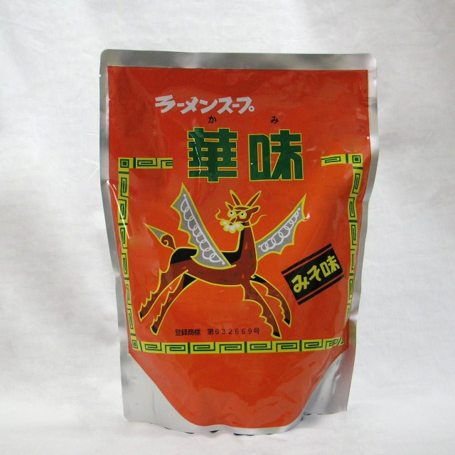 ベル)ラーメンスープ 華味 みそ味 3kg