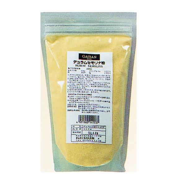 ギャバン) デュラム セモリナ粉 500g