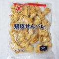ニチレイ) 鶏皮せんべい 500g