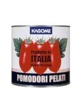 イタリア産 カゴメ)ホールトマト 1号缶 2.55kg