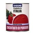 イタリア産! カゴメ) トマトペースト 2号缶 850g