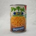 ハゴロモ) シャキッとコーン  無加糖 4号缶   432g
