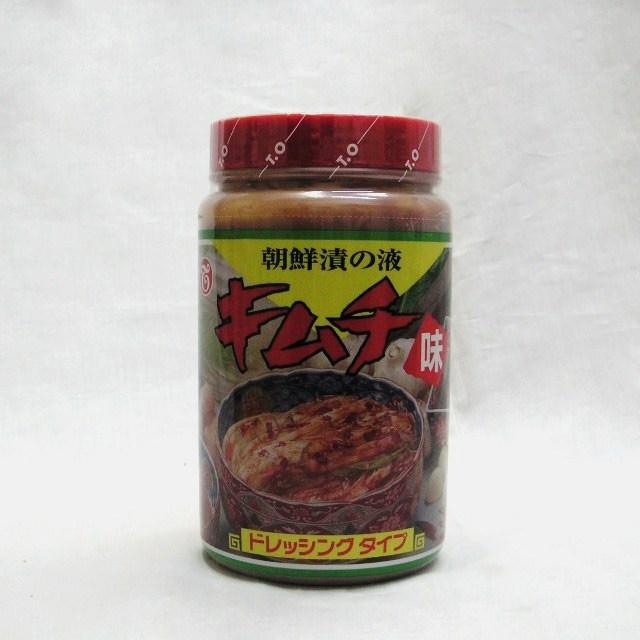 TO) 朝鮮漬 キムチの素 ドレッシングタイプ 1kg