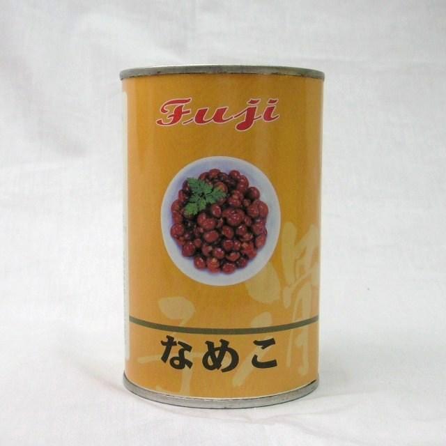 富士商会) なめこ  4号缶 400g