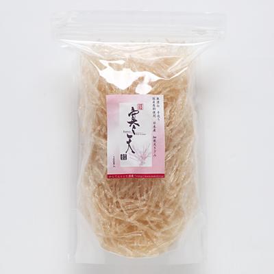 国内産原料使用 日本産 細寒天きざみ 100g